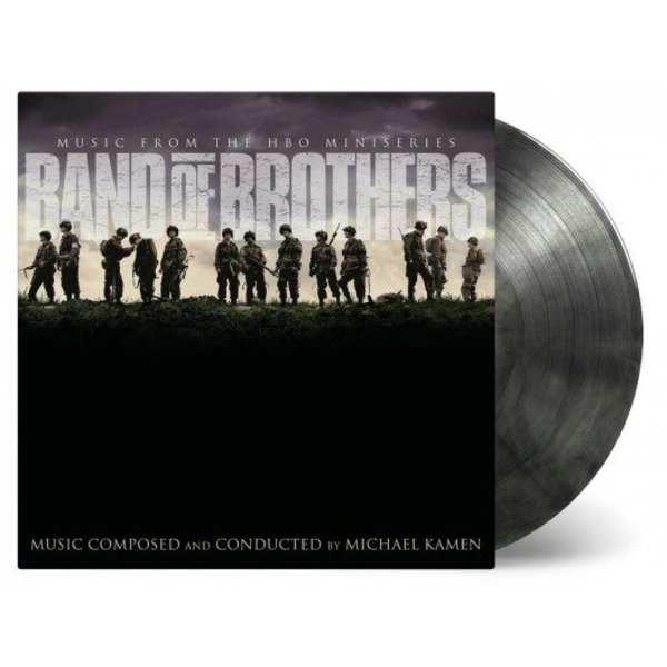 SOUNDTRACK (OST) BAND OF BROTHERS -LTD-