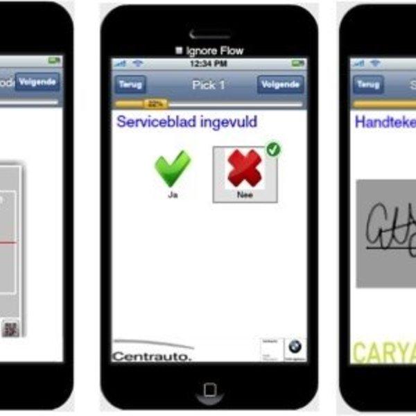 Carya Survey App