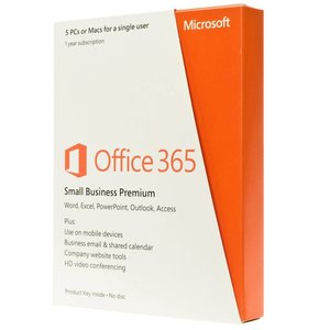Microsoft Carya Office 365 Business Premium incl support