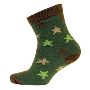 MELTON sokken stars