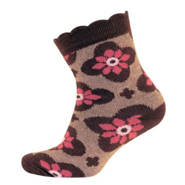 MELTON Melton sokken flowers