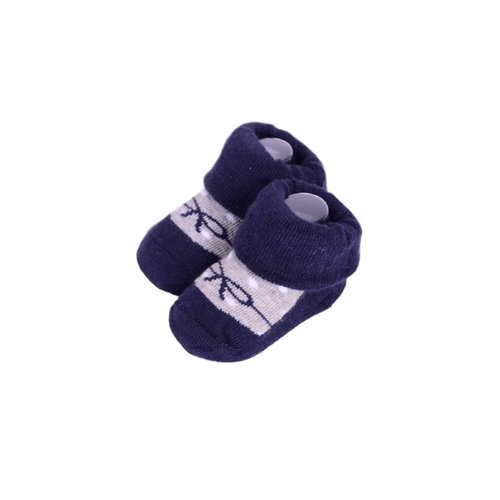 APOLLO sokjes ballerina marineblauw giftbox!