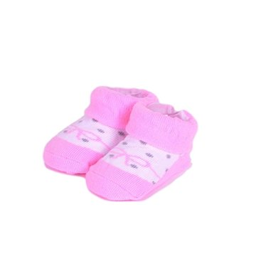 APOLLO sokjes ballerina roze giftbox! Newborn