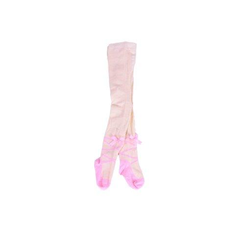 APOLLO maillot ballerina offwhite met strikje