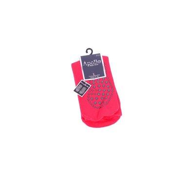APOLLO anti-slipsokken rood