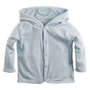 NOPPIES NOS vest babyblauw 2 kanten draagbaar
