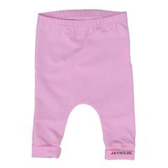 WOODEN BUTTONS baggy blits broekje roze