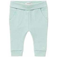 NOPPIES New York nos joggingbroekje grey mint