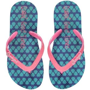 Slippers Jeans Blue