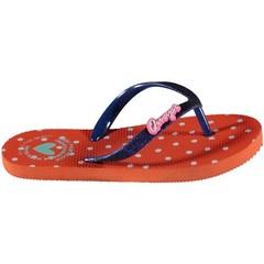 Slippers soft coral/oranje