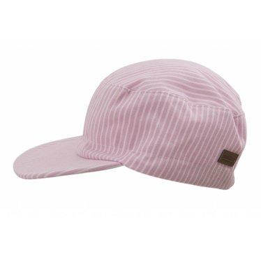 MELTON Melton petje striped pink