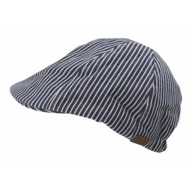 MELTON Melton petje striped blue