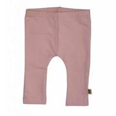 WOODEN BUTTONS basic legging pink