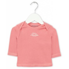 IMPS&ELFS t-shirt long sleeve dark doll pink