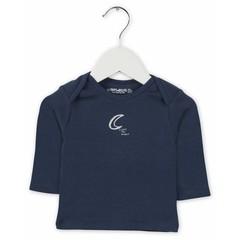 IMPS&ELFS t-shirt long sleeve dark steel blue