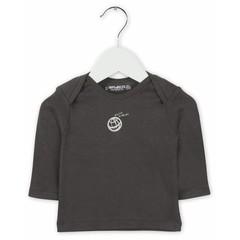 IMPS&ELFS t-shirt long sleeve dark stone grey
