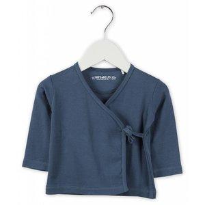 IMPS&ELFS cardigan long sleeve steel blue