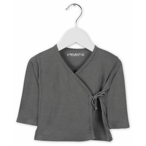 IMPS&ELFS cardigan long sleeve stone grey