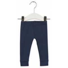 IMPS&ELFS trousers slim dark steel blue