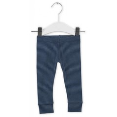 IMPS&ELFS trousers slim steal blue  dark steal blue
