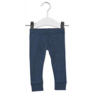 IMPS&ELFS trousers slim steal blue  dark steal blue