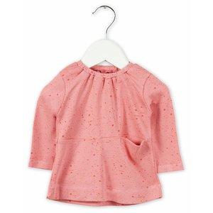 IMPS&ELFS dress short sleeve doll pink  dark doll pink
