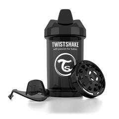 Twistshake Crawler cup 300 ml black