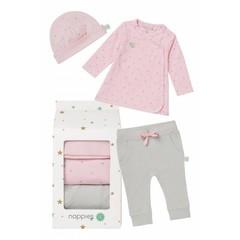 NOPPIES cadeauverpakking Kelly Caresse LMTD pink
