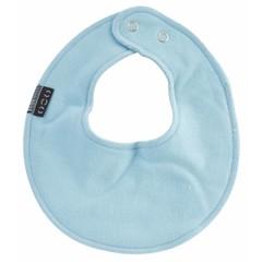 Mikk-Line slabbertje rond baby blue