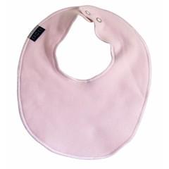 Mikk-Line slabbertje rond baby pink
