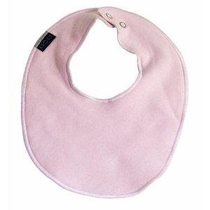 Mikk-Line slabbetje rond baby pink