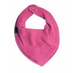 Mikk-Line slabbertje driehoek pink
