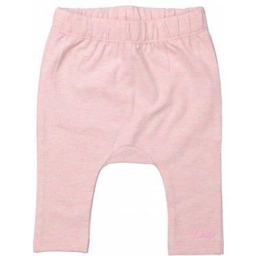 DIRKJE BABYKLEDING Dirkje baby legging basics pink melee