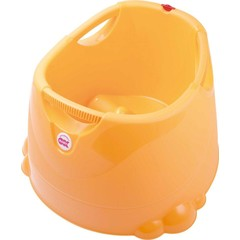 OKbaby douchezit Opla flash oranje