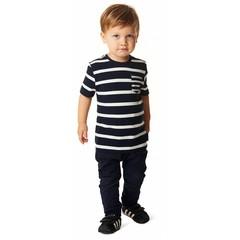 NOPPIES short sleeve shirt noale dark blue