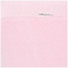 NOPPIES nos changing mat cover nizza 60x50x10 cm light pink
