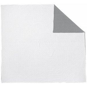 NOPPIES nos baby bed laken jersey nemi 120x120 cm dark grey
