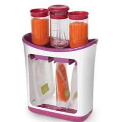 Infantino feeding  squeeze station