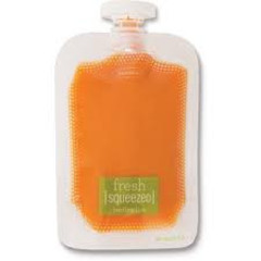 Infantino Feeding - 50 pack squeeze pouch