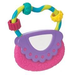 Playgro handbag plastic rattle