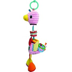 Infantino playtime pal flamingo speelgoed