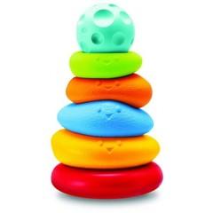 B-Kids ringstapelaar speelgoed