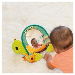 Infantino schildpad activiteiten spiegel