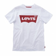 LEVI'S jongens t-shirt white