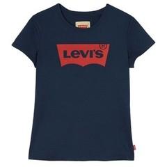 LEVI'S meisjes t-shirt marine