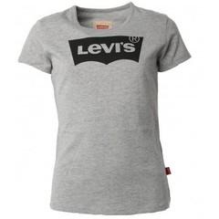 LEVI'S meisjes t-shirt gris chine