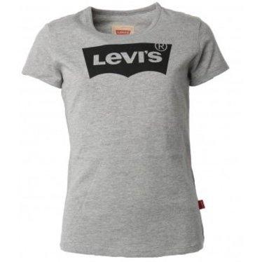 LEVI'S LEVI'S meisjes t-shirt gris chine