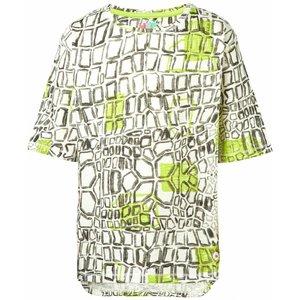 Nop t-shirt lynden aop off white