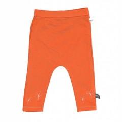 SNOOZEBABY legging coral/oranje red