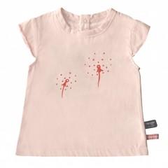 SNOOZEBABY blouse powder pink
